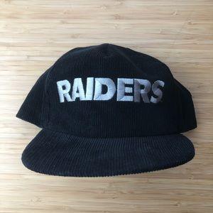 Vintage Raiders Snapback Hat